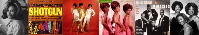 tamla motown recording artists record sleeves