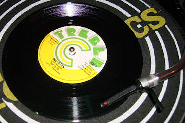 reggae vinyl records from sounddiffusion dj's record collection